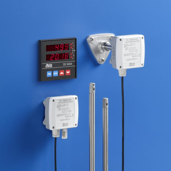 HD 37BT CO2-CO2 and Temperature Transmitters