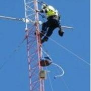 EASYMEASURES Wind Met Tower Installation