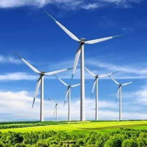 WIND-POWER - Wind speed, flow, velocity